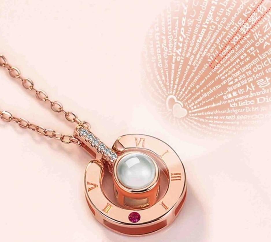Surprise Love Necklace