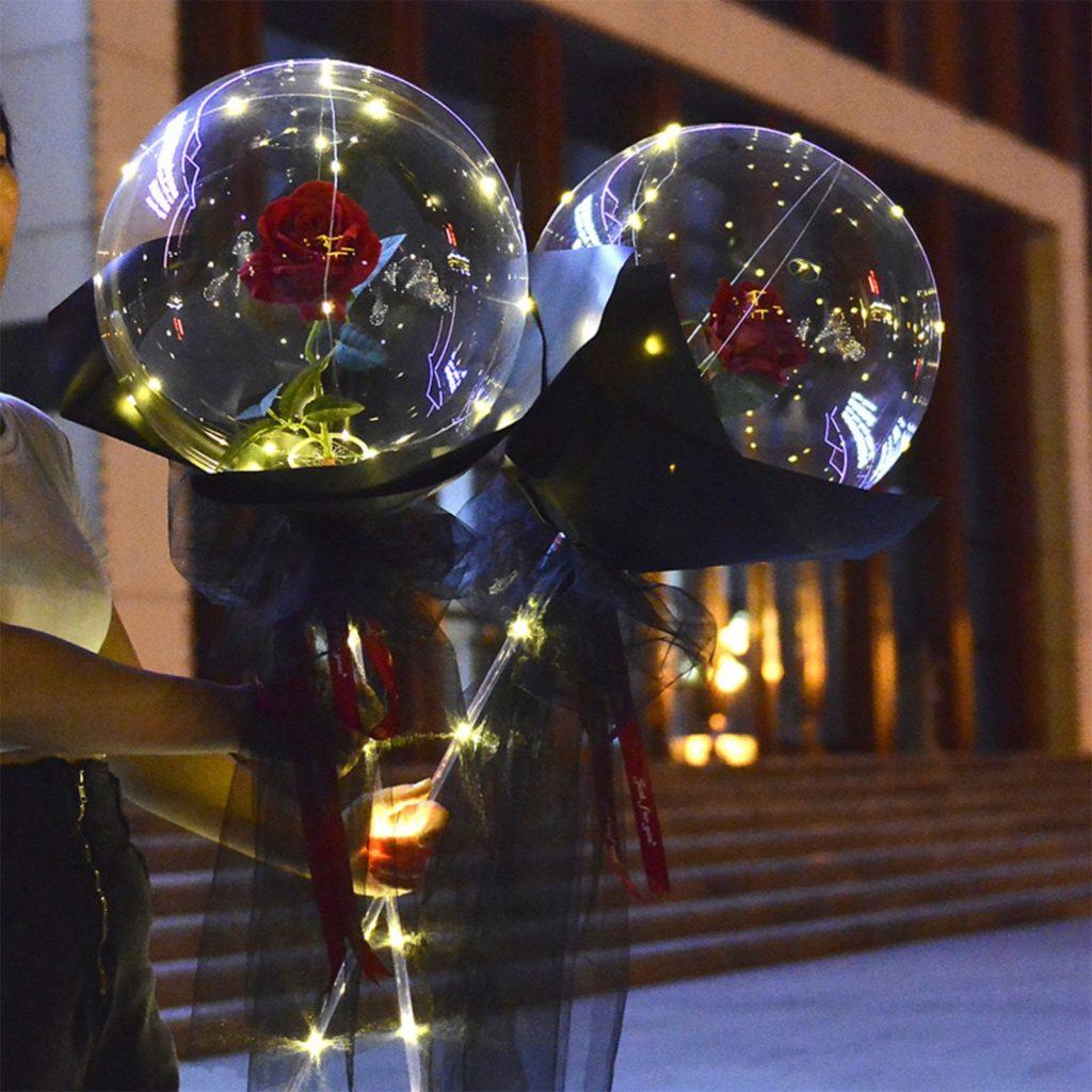 Balloon Red Romance (2 τεμ.)