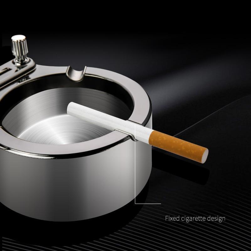 Cigarette Ashtray Lighter